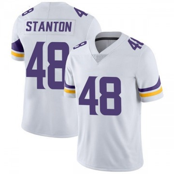 Youth Minnesota Vikings Johnny Stanton White Limited Vapor Untouchable Jersey By Nike